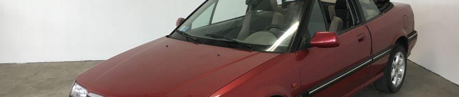 ROVER 216 Cabriolet 1.6i cat 16V
