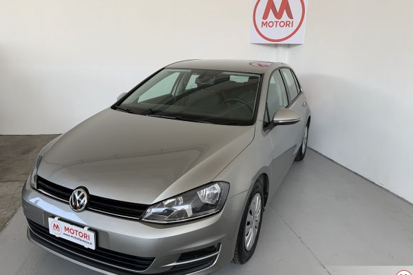 VW GOLF VII 1.6 TDI DSG – 1