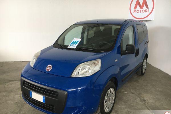 Fiat Qubo metano – 1