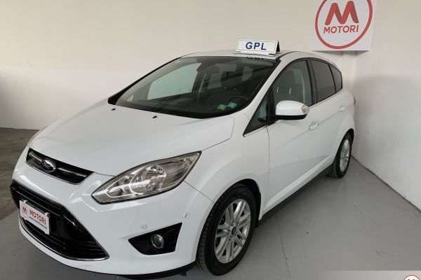 Ford C-Max 1.6 GPL – 1