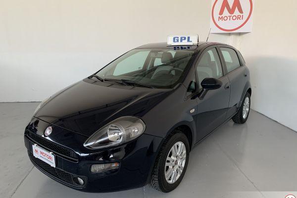 Fiat Grande Punto 1.4 GPL 5p. – 1